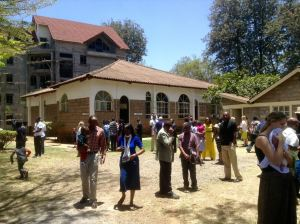 AIC Ngong Rd church