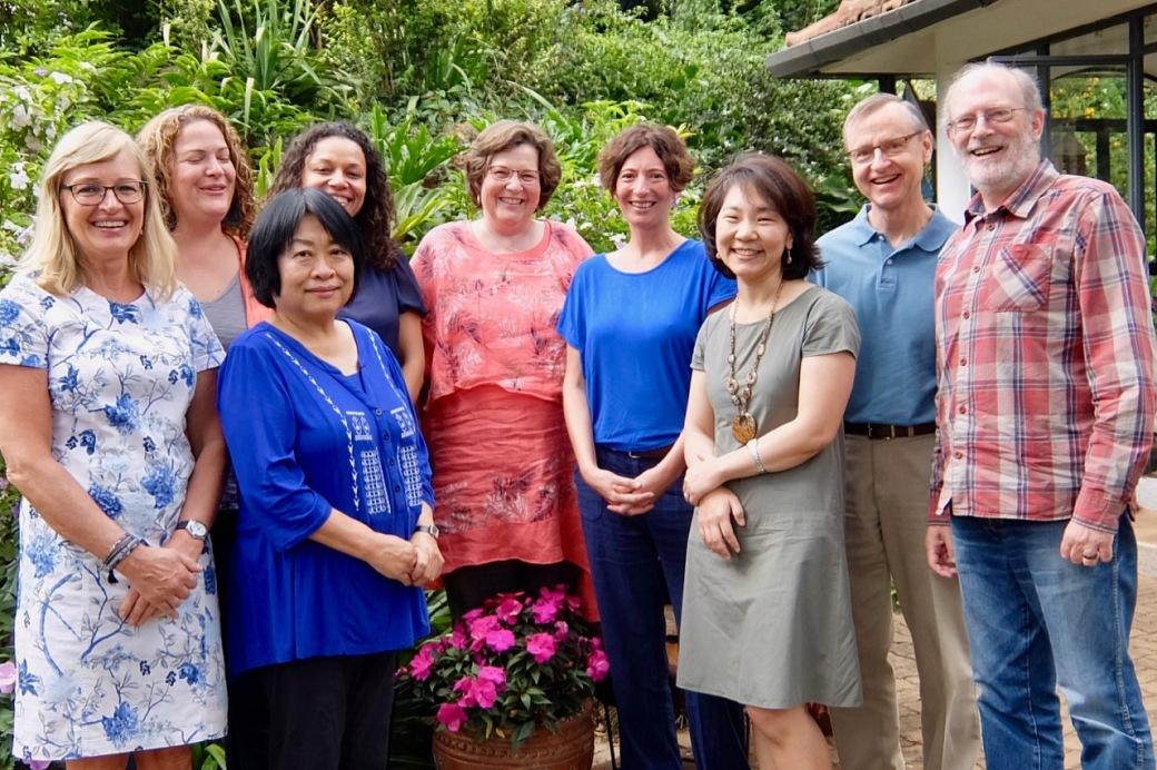 The Tumaini clinical team