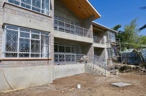 New staff housing units