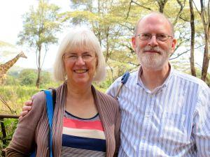 Barbara & Mark